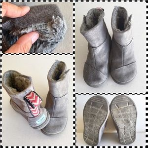 Toms boots kids